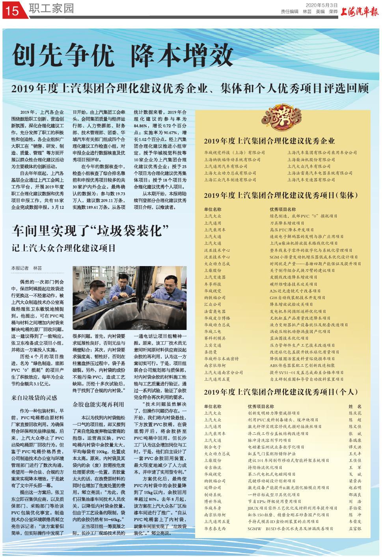 上海汽车报职工家园